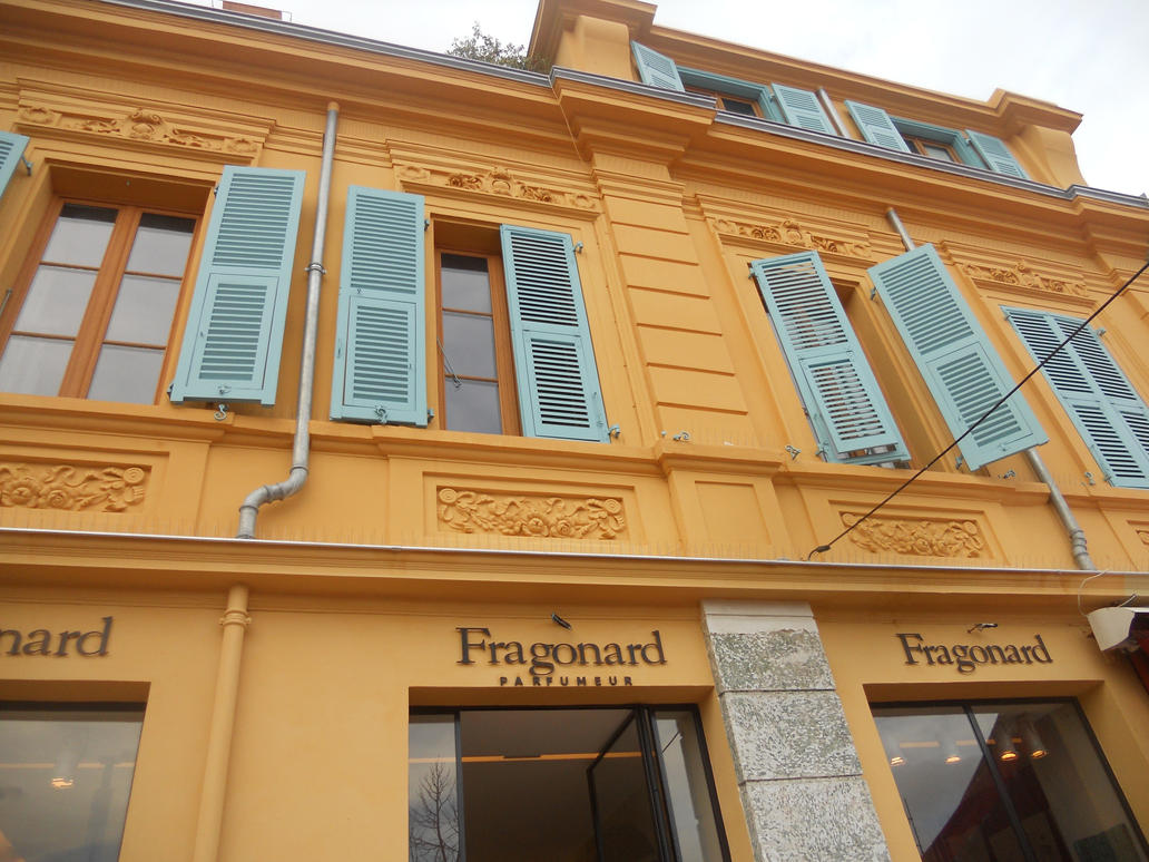 Fragonard Parfumeur : Nice, France by dawnleapord