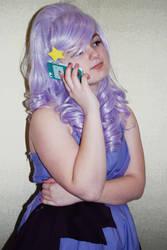 SH! I'm on the phone!! :: Lumpy Space Princess