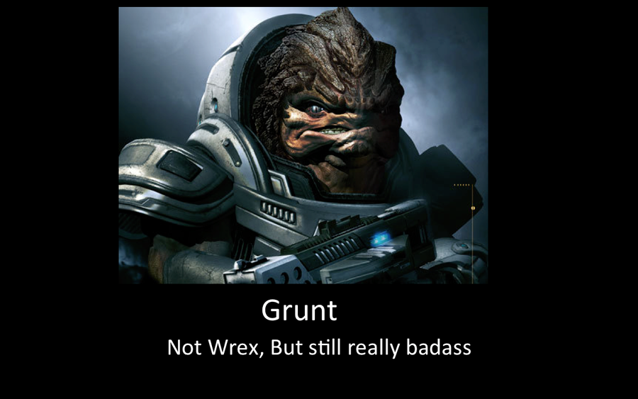 Grunt by TeutonicKnight