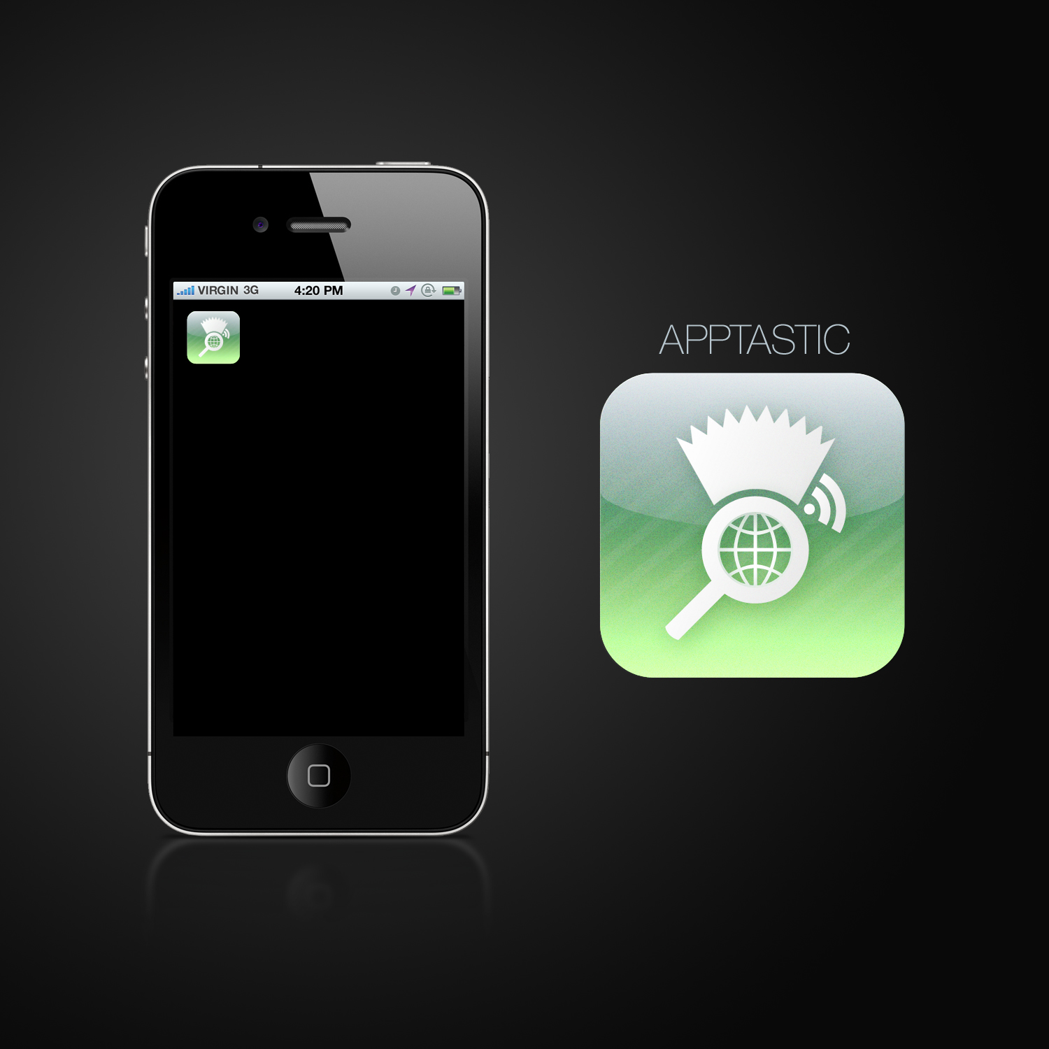 Iphone app icon design by gillesvalk on deviantart for Designing an iphone app