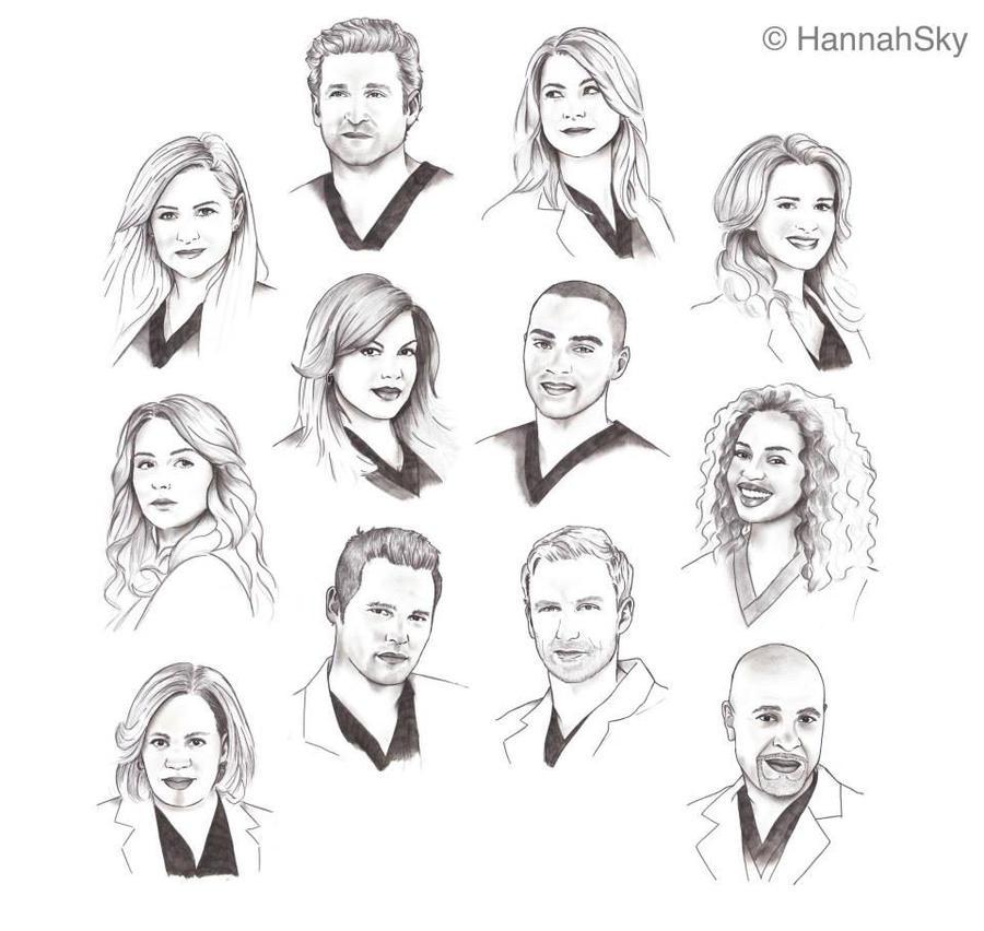 Grey\'s Anatomy season 11 by Lady-Hannah on DeviantArt