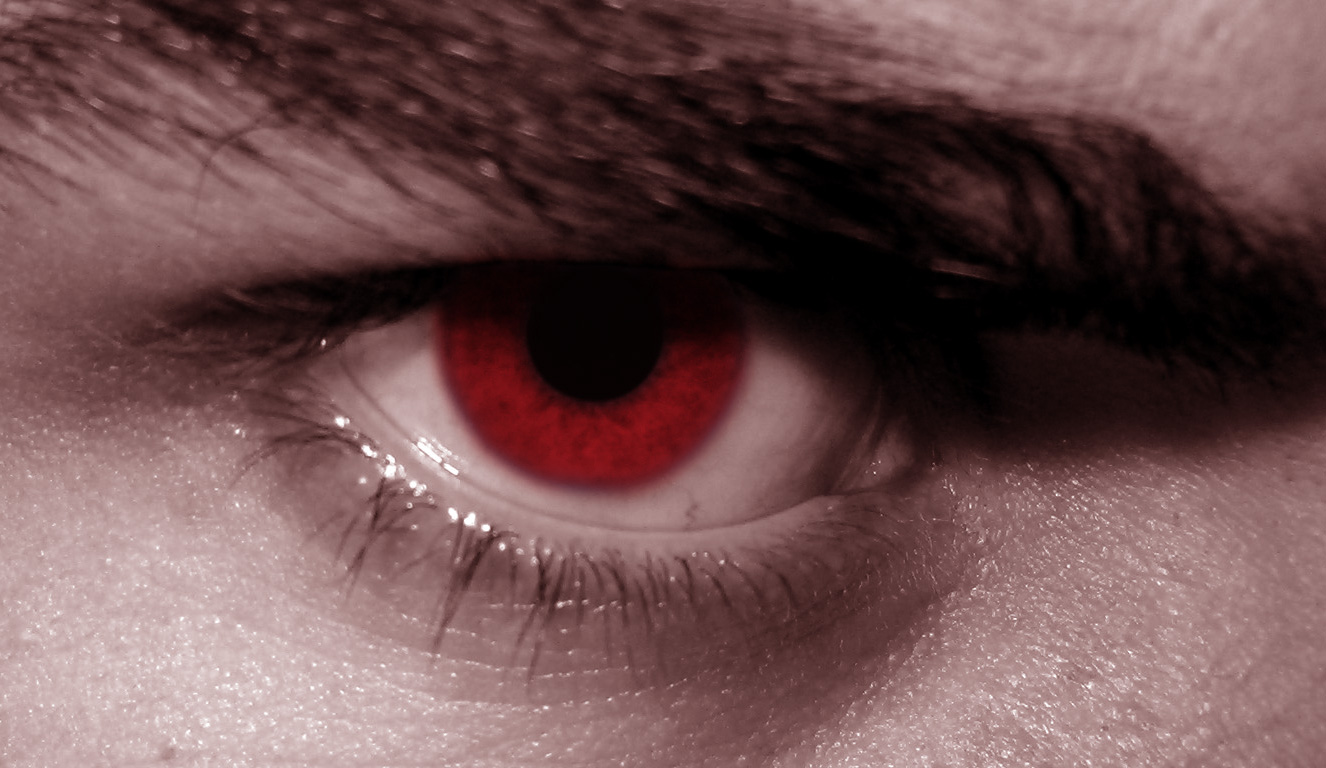 Red Eye for The Evil Guy by RedMirrorBall on DeviantArt