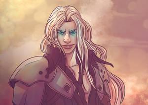 Don't take Sephiroth lightly...