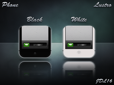 Phone Icon for iPhone 4 by JDL16