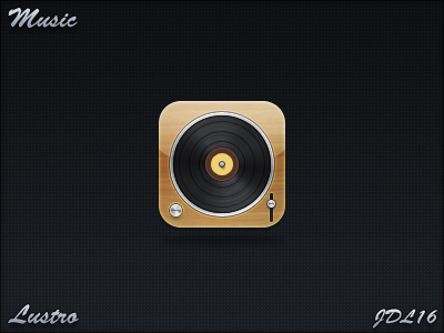 Music for iPhone 4 by JDL16