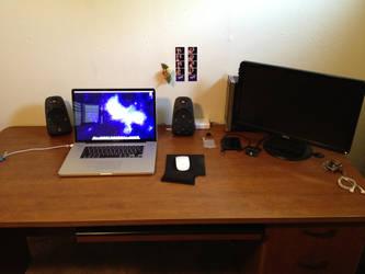 Current setup! by JDL16