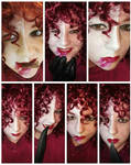 Typhoid Mary makeup test