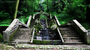 Endless sequence of stairs?...