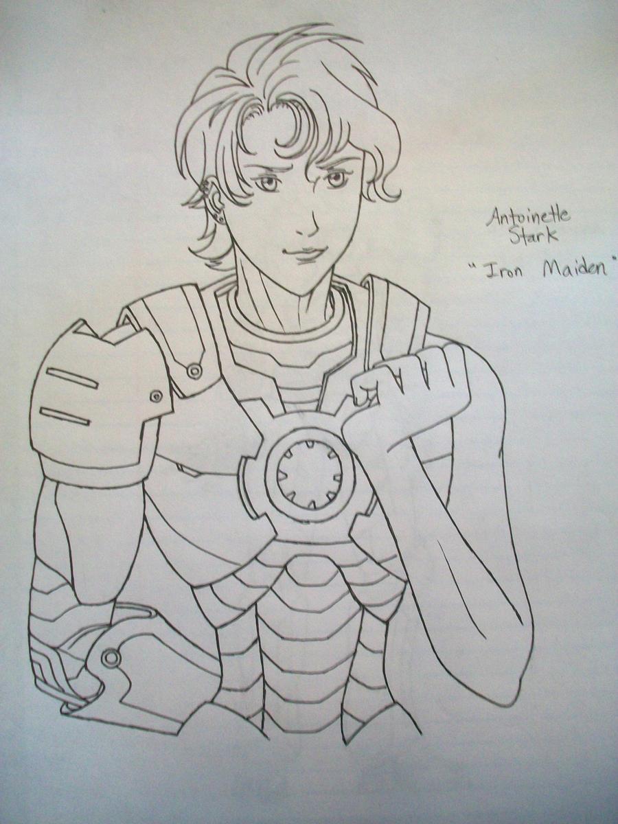 Antoinette stark