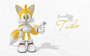 MMD: Miles 'Tails' Prower by tweekcrystal