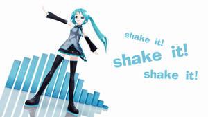 MMD: Shake it! - Motion data DL