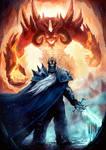 Diablo vs Arthas
