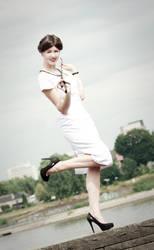 Irene Adler Cosplay by Seikoun