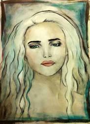 Daenerys Targaryen by Seikoun
