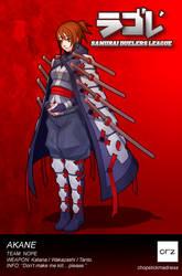 SDL profile: Akane by chopstickmadness