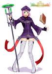 FEZ Sorceress