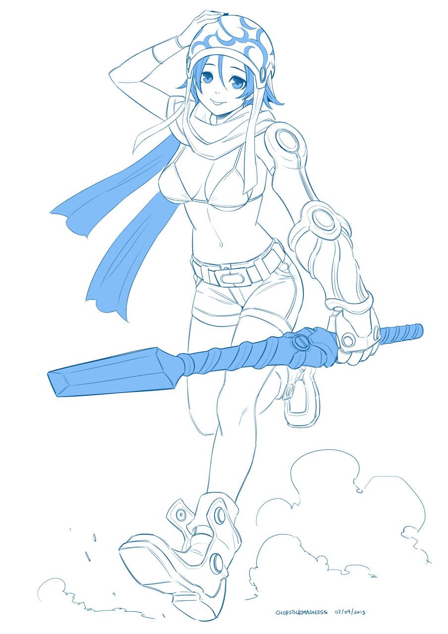sketch 07092013 by chopstickmadness