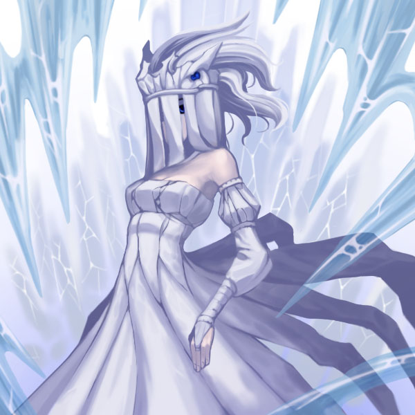 Gods and Godesses [NPC Race] 011___ice_queen_by_chopstickmadness