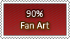 90. Fan Art by YourOwnArt