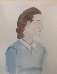 Lady Sybil Crawley by Artistwolf16