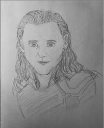Loki~ by Artistwolf16