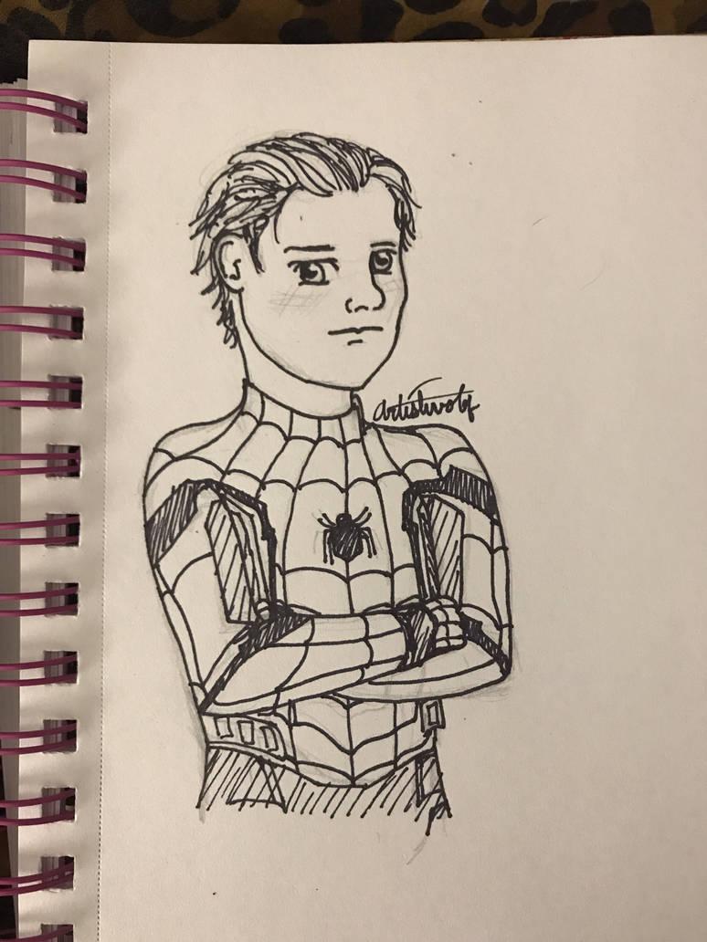 Spider-Man! by Artistwolf16