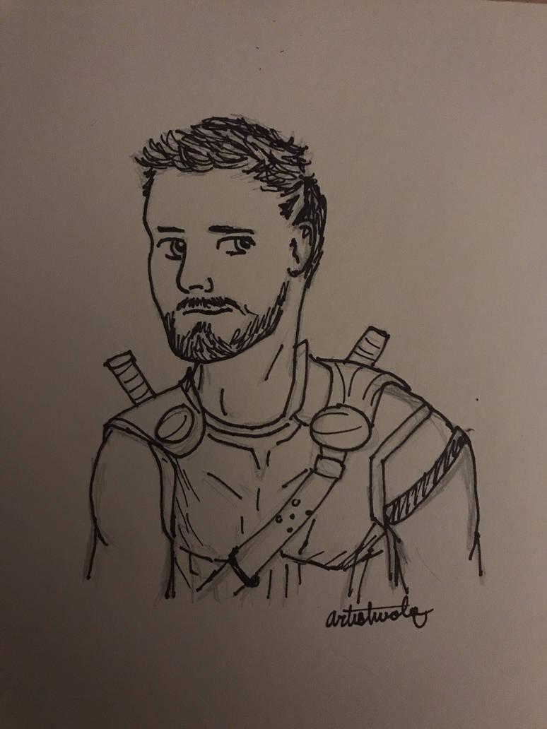 Thor Odinson! by Artistwolf16