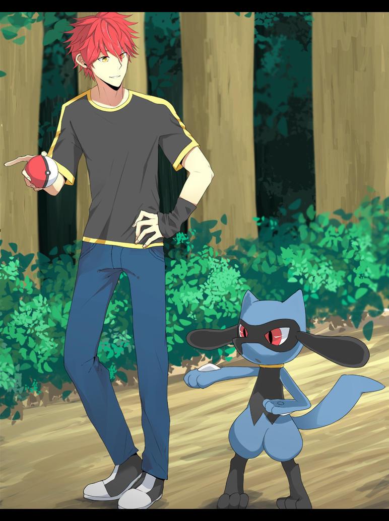 Pokemon Origins by 0w0b