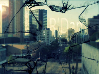 R'Dam city view by dragonisss