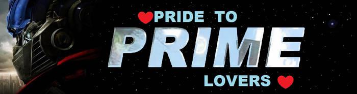 PridetoPrimeLovers Club Avatar by MessyArtwok