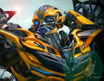 Transformers: Age of Extinction - Bumblebee