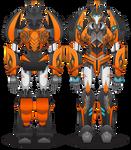 Transformers Prime OC - Echo 2.0 - UPDATED