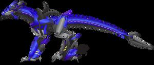 Transformers Prime: Predacon OC - SkipShot - Beast