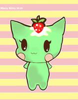 It's THE Minty Kitty by Minty-Kitty-Art