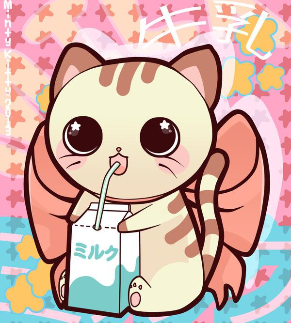Miruku by Minty-Kitty-Art