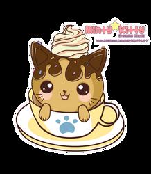 Mocha by Minty-Kitty-Art