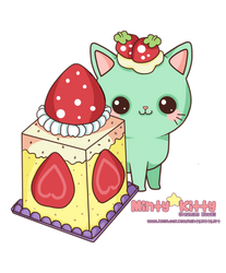 Minty Cake