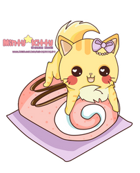 Momo by Minty-Kitty-Art