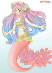 Magical Mermaid Commission