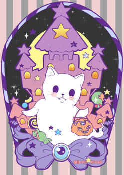 Ghost kitten comic coming soon!