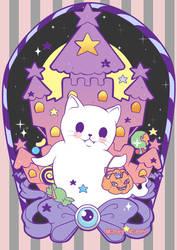 Ghost kitten comic coming soon! by Minty-Kitty-Art