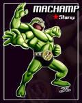 MACHAMP SHINY