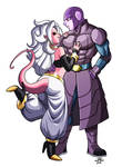 Android 21 and Hit