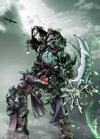Darksiders 2 - Death by JapanTuninG