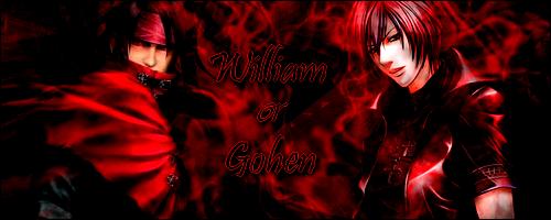 Signature William or Gohen