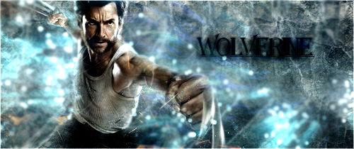 Signature Wolverine - Hugh Jackman