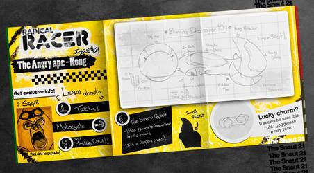 Radical racer-  Kong!