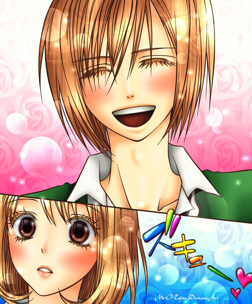 Usotsuki Lily by Me-O-Tojite