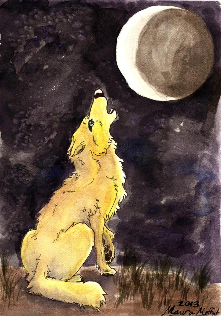 Howl Commish by NamelessOkami