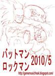 Webcomic Japanese Promo
